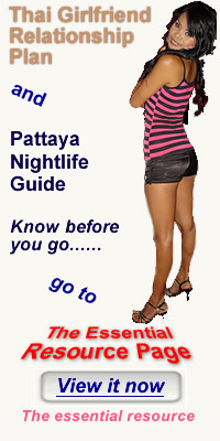 Pattaya Bar Girls Report and Nightlife guide